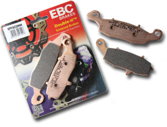 EPFA Sintered Fast Street and Trackday Pads image