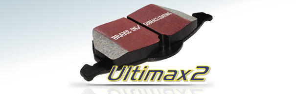 Ultimax2™ OE Quality Replacement Brake Pads image