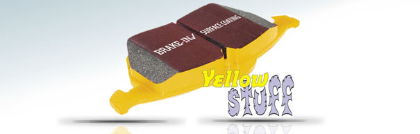 Yellowstuff Fast Street Trackday & Drift brake pads image
