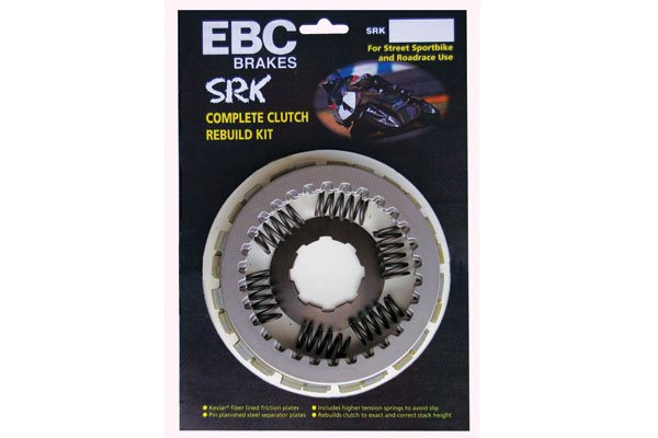 SRK Carbon Fibre Race Replacement Clutch Series