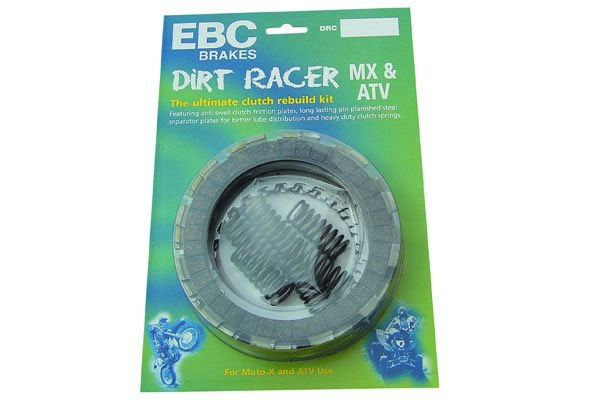 DRC Off Road Cork Replacement Clutch Kit