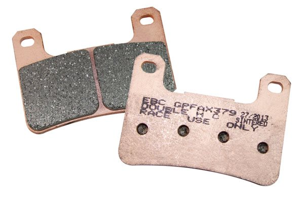 GPFAX Sintered Road Race Pad Set