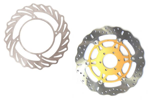 Contoured Profile Replacement Discs