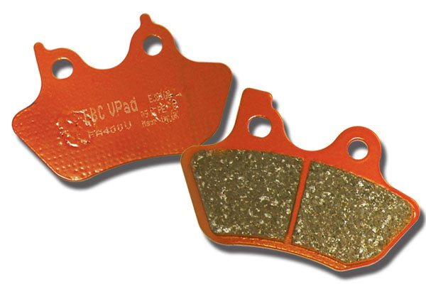Semi Sintered V-Pads™ for Touring Bikes
