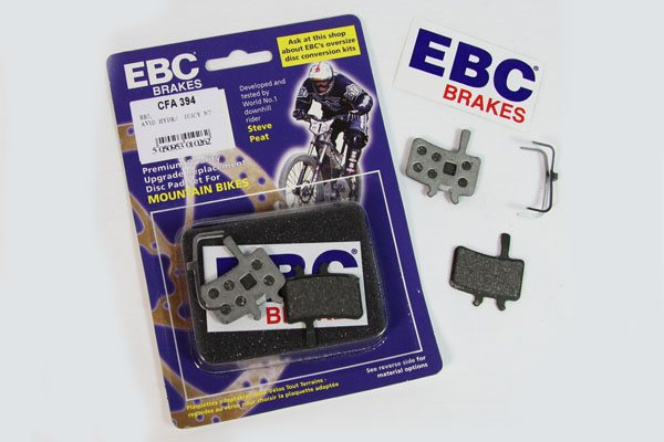 Mountain Bike X-Country Grade Replacement Brake Pads